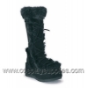 CUBBY-311 Black Suede